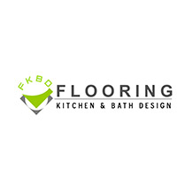 Flooring Kitchen Bath Design Logo